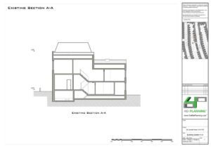 mansard-roof-extension,-side-and-rear-extension,basement-extension-and-extenal-works-existing-section-AA